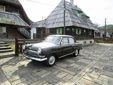 Wooden Town Mecavnik In Mokra Gora
