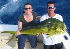 1 Miami Fishing Charters Produce Mahi Mahi Like This