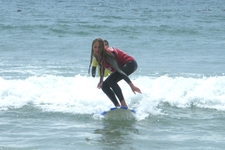 Aula Surf Aluna 1