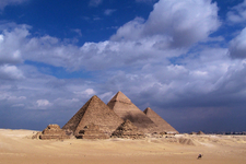 Giza Pyramids Egypt