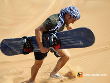 Sand Board