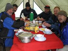 Africa Vip Travel Dinning Tent