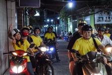 Saigon Motorbike Food Tour