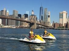 Brooklyn Bridge Jet Ski