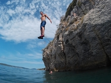 Cliff Jumping With Given2fly Adventures Copy