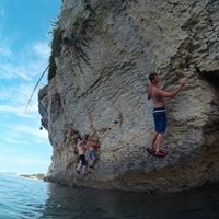 Deep Water Solo In Split With Given2fly Adventures1 Copy
