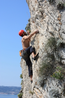 Rock Climbing In Split With Given2fly Adventures Copy Copy