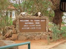 Welcome Tsavo East
