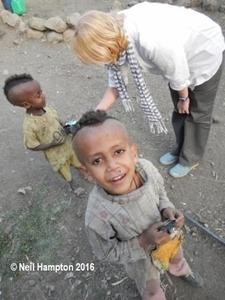 09 Street Scene 01 Ethiopia Lalibela Eco Trek Lalibela Eco Hike 2