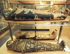 Mummies Cairo Museum