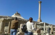 Pombey Pillar Alexandria Day Tour Cairo Trip Alexandria Excursion Day Tours Egypt Excursions