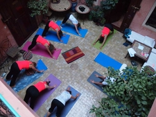 Meditation And Yoga In Marrakech
