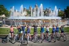 Montjuic Bike Tour 146