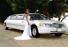 Stretch Limousine Wedding2