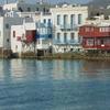 Little Venice In Mykonos Town