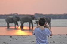 72 Imvelo Safari Lodges Bomani Tented Lodge Sunset Photography At Ngamo