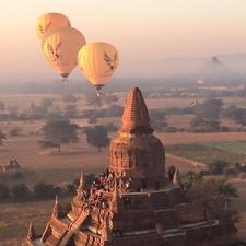 Ge Ballooning