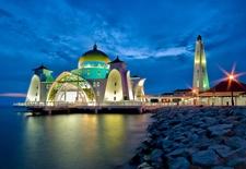 Malacca Mosque Malaysia