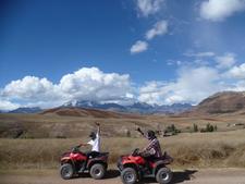Quadbike Maras Moray Cusco