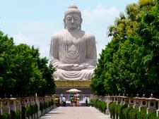 Bodh Gaya Great Buddha Statue