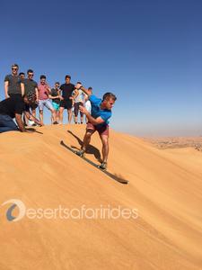 Dubai Desert Safari 2