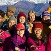 Group In Poon Hill