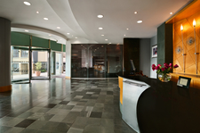 Hilton London Islington Lobby