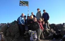 Mt Meru Summit 3