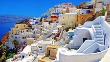 Oia Santorini Greece 1920x1080