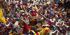 Bhutan Tsechu Festival Dance Copy Copy