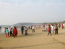 Calangute Beach Of Goa