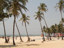 Colva Beach Of Goa India Tripraja