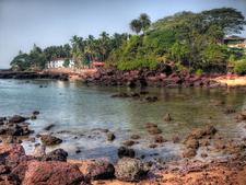 Dona Paula Beach Of Goa Tripraja
