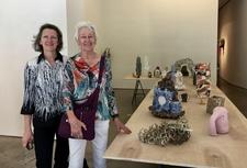 Touring Anya Geisberg Gallery