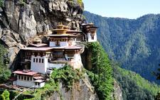 Taktsang Tigers Nest Monastery