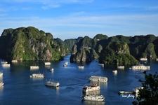 Amazing Halong Bay