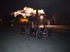 Athens City Segway By Night Tour4