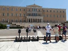 Modern Athens City Segway Tour8