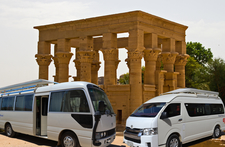 Aswan Transfers Service