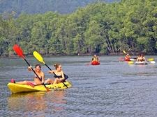 Kayaking At Langkawi