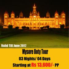Mysore Ooty Tour