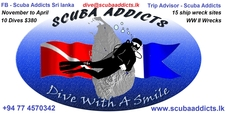 Original Scuba Addicts Logo Psd Copy