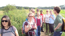 Group On A Constable Country Walk