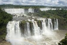 Iguazu Falls From Above 2