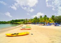 Morgan Bay In St Lucia Caribbean Copy