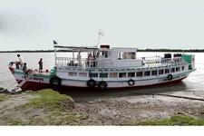 Sundarban Lonch Mv Annapurna Image By S M Travels 09732466250