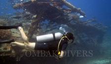 Ombak Divers Bounty Wreck