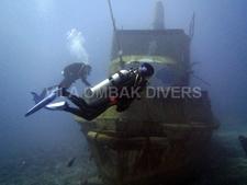 Ombak Divers Wreck Glenn Nusa