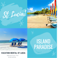 St Lucia Island Paradise