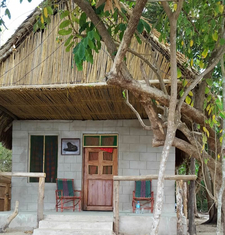 The Room Just A Steps From The Rufiji River